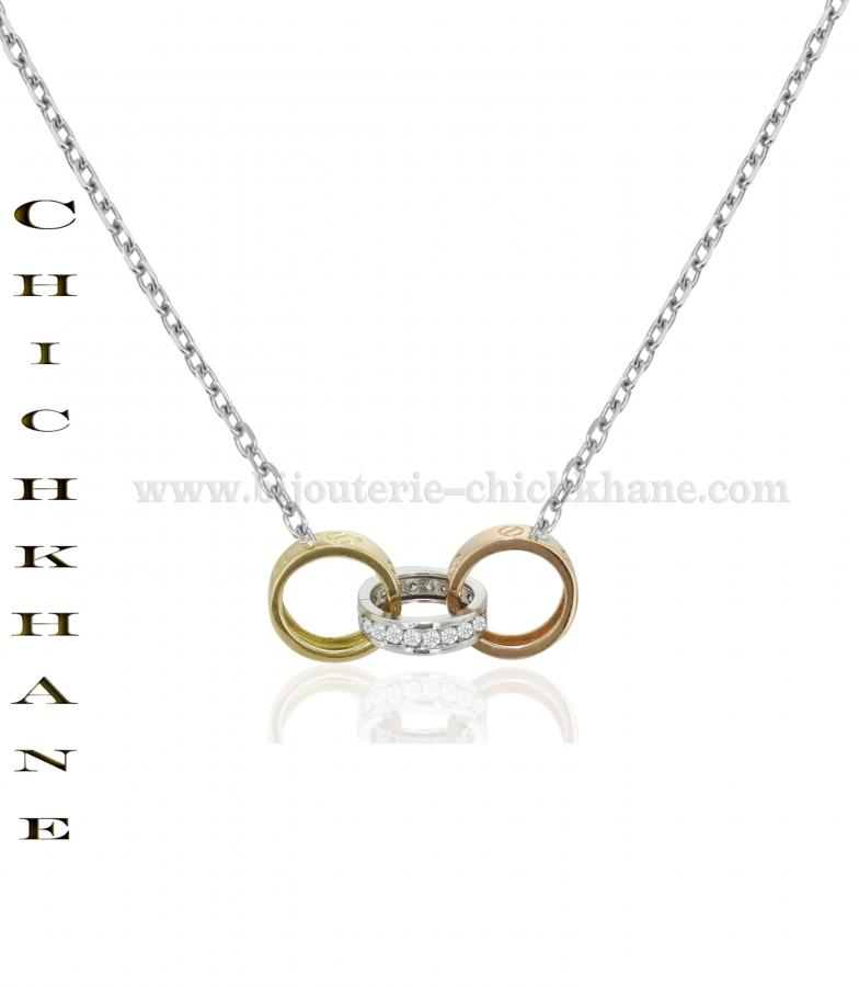 Bijoux en ligne Collier Diamants 38082
