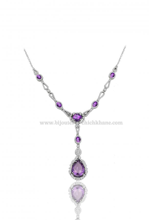 Bijoux en ligne Collier Diamants 39051