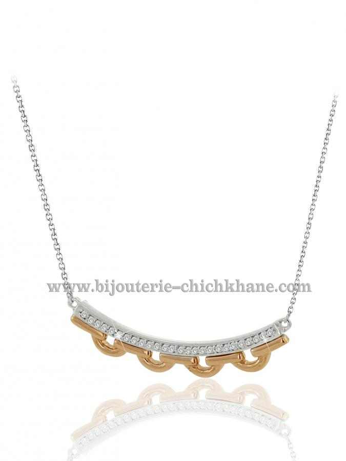 Bijoux en ligne Collier Diamants 40503