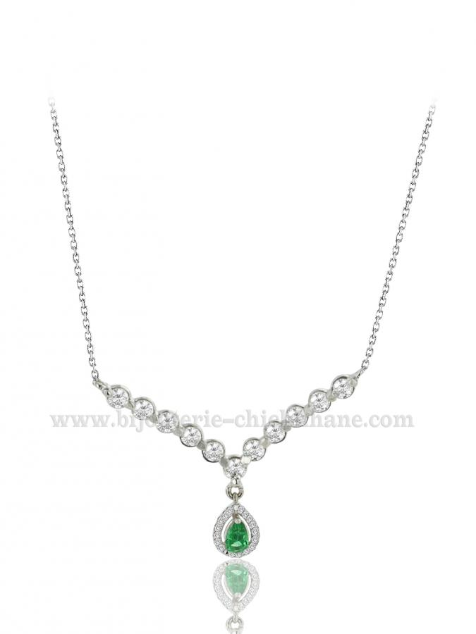 Bijoux en ligne Collier Diamants 40507