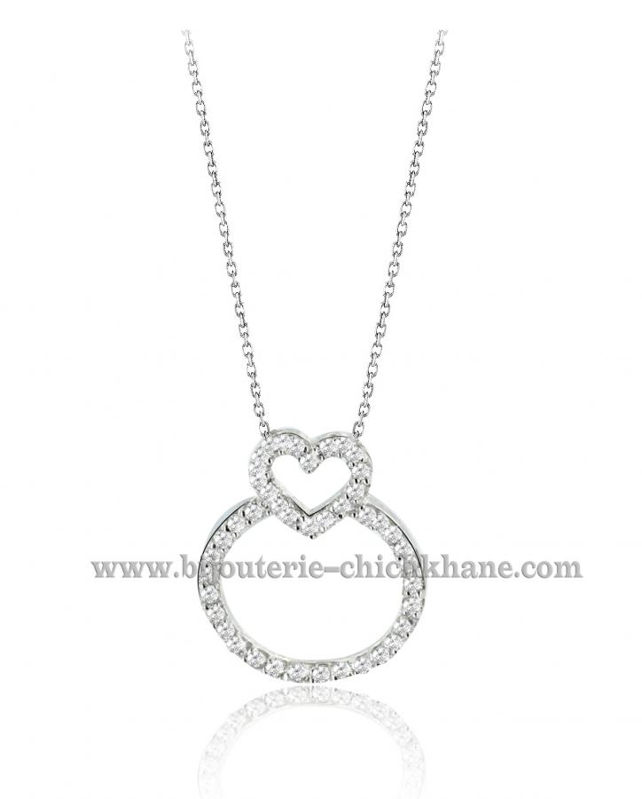 Bijoux en ligne Collier Diamants 40809