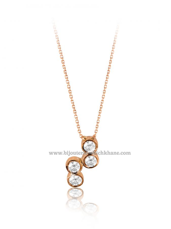 Bijoux en ligne Collier Diamants 42479