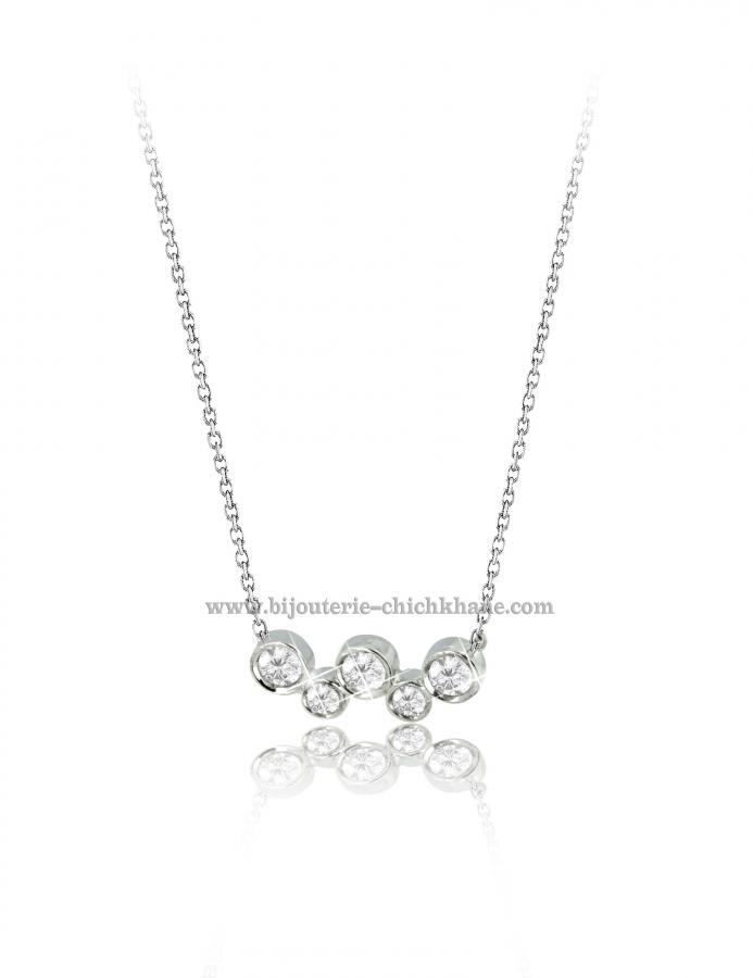 Bijoux en ligne Collier Diamants 42481