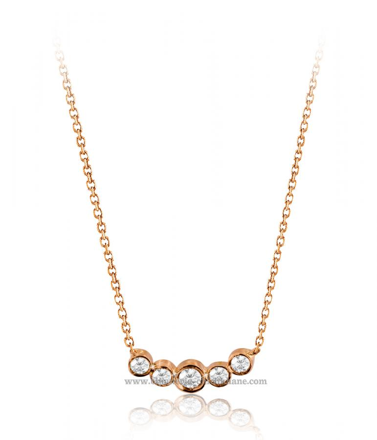 Bijoux en ligne Collier Diamants 42482