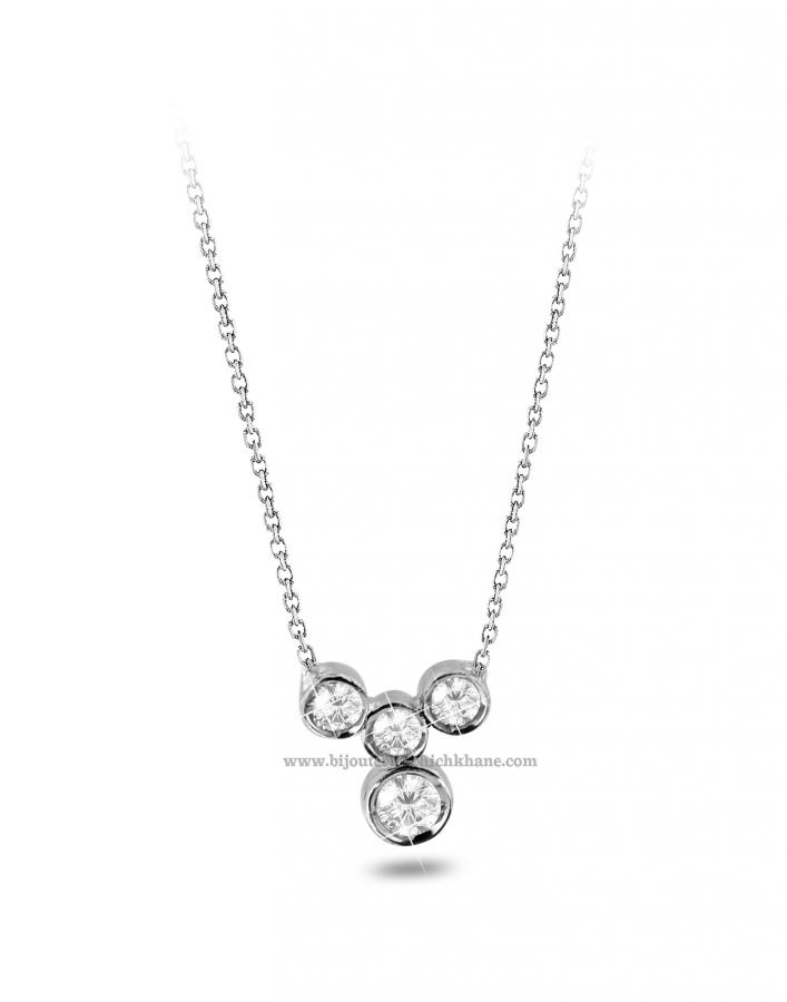 Bijoux en ligne Collier Diamants 42483