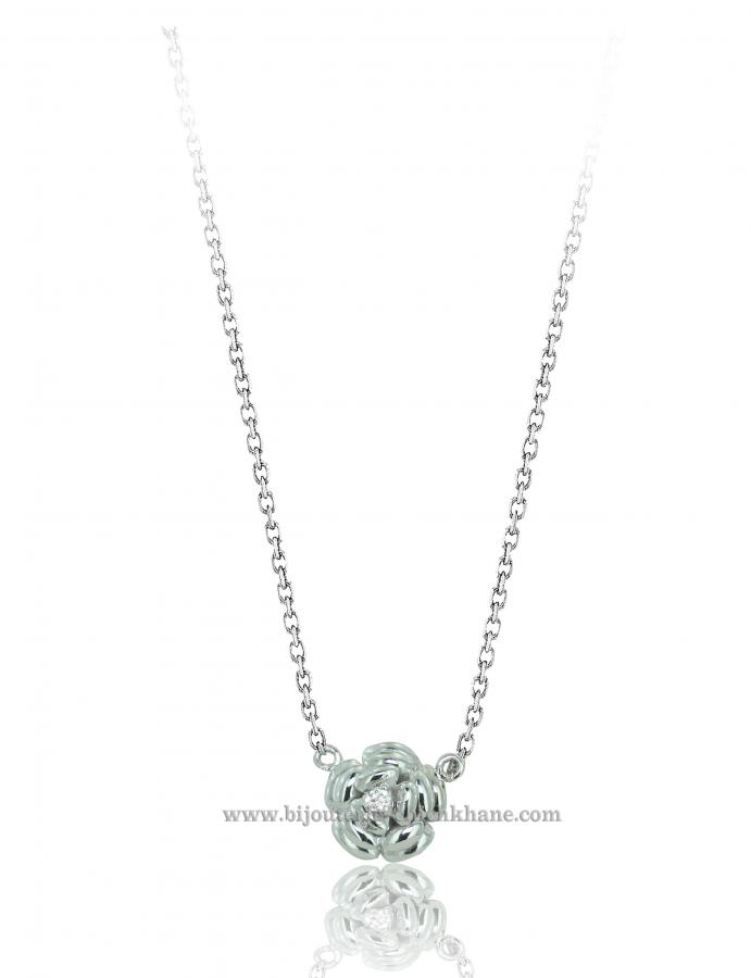 Bijoux en ligne Collier Diamants 42577