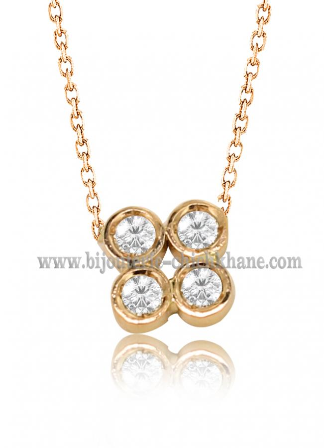 Bijoux en ligne Collier Diamants 42578