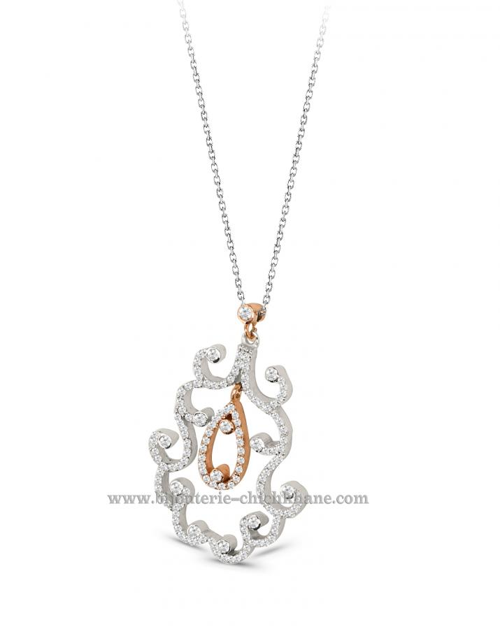 Bijoux en ligne Collier Diamants 42579