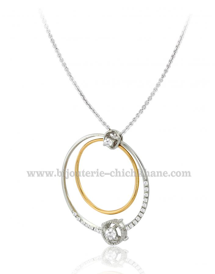 Bijoux en ligne Collier Diamants 42586