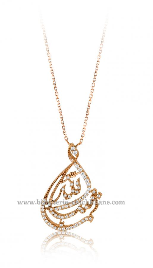 Bijoux en ligne Collier Diamants 42593