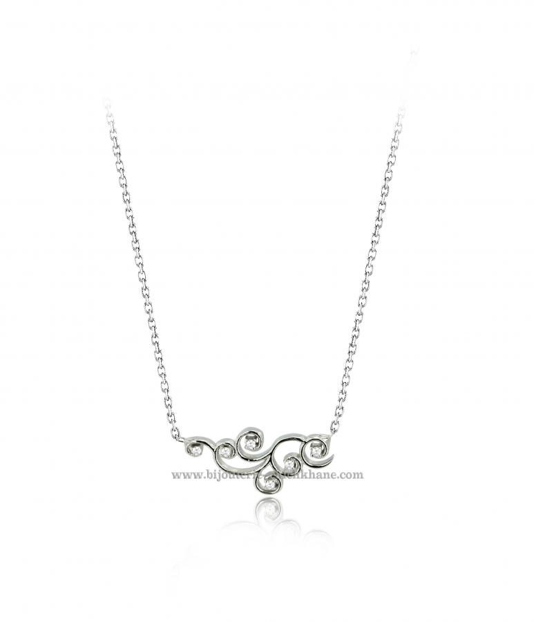 Bijoux en ligne Collier Diamants 42594