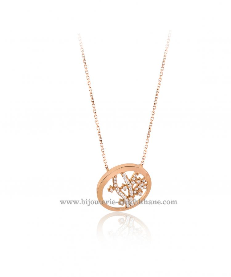 Bijoux en ligne Collier Diamants 42595