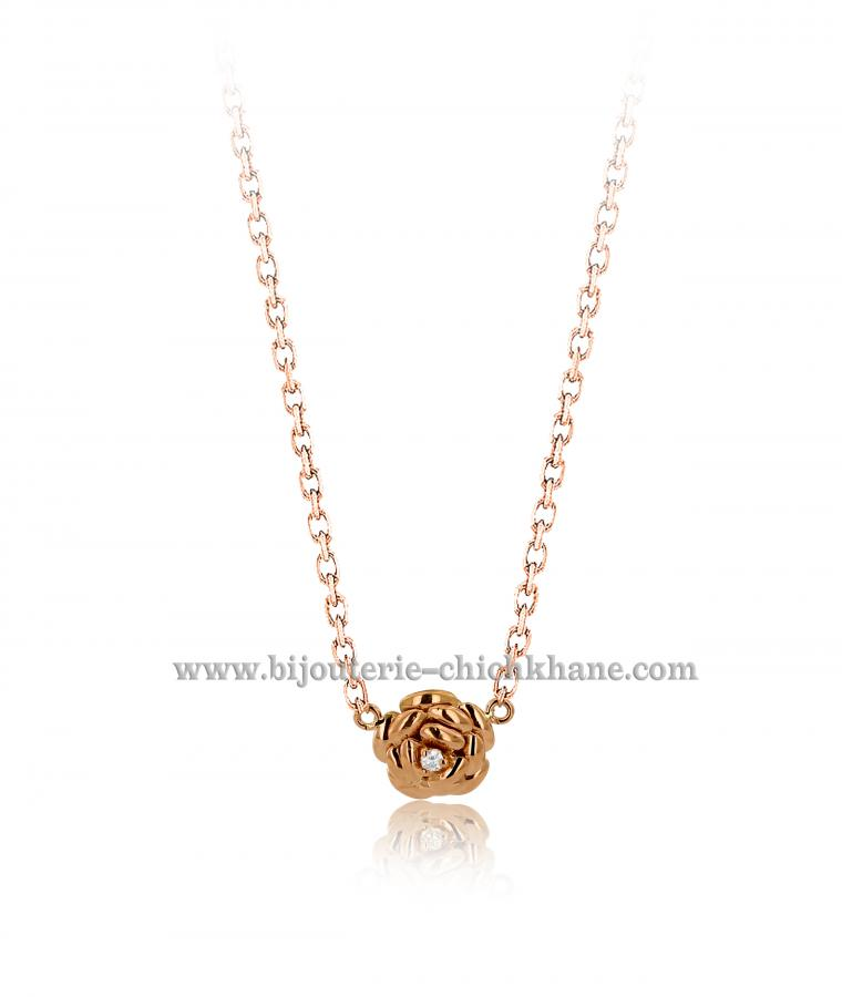 Bijoux en ligne Collier Diamants 42602
