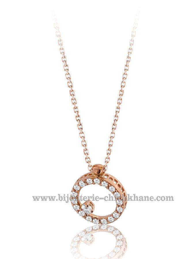 Bijoux en ligne Collier Diamants 42639