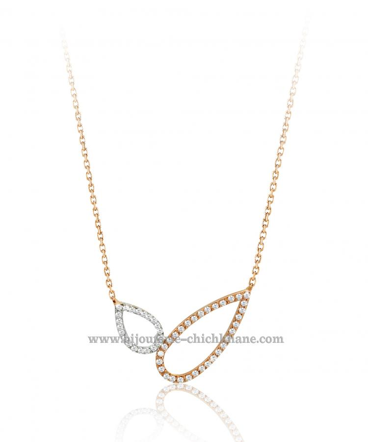 Bijoux en ligne Collier Diamants 42973