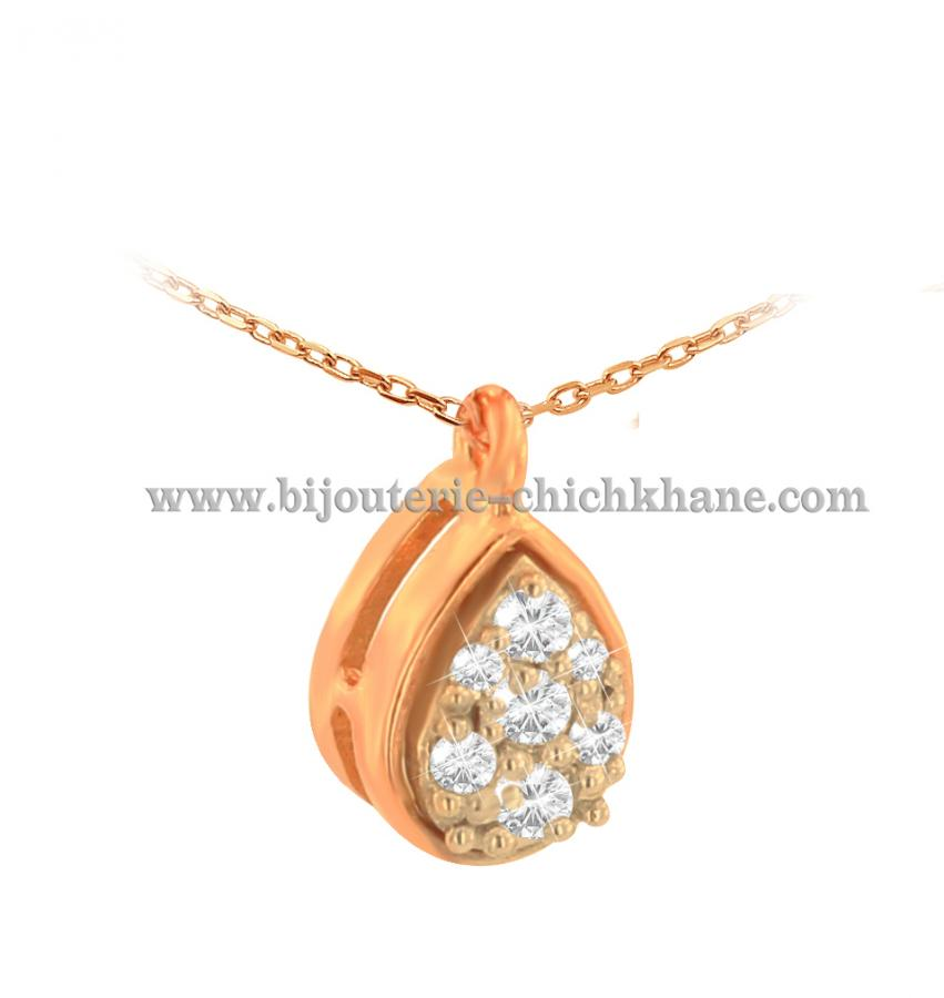 Bijoux en ligne Collier Diamants 43315