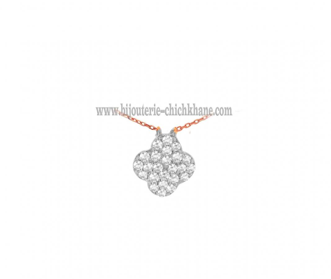 Bijoux en ligne Collier Diamants 44025