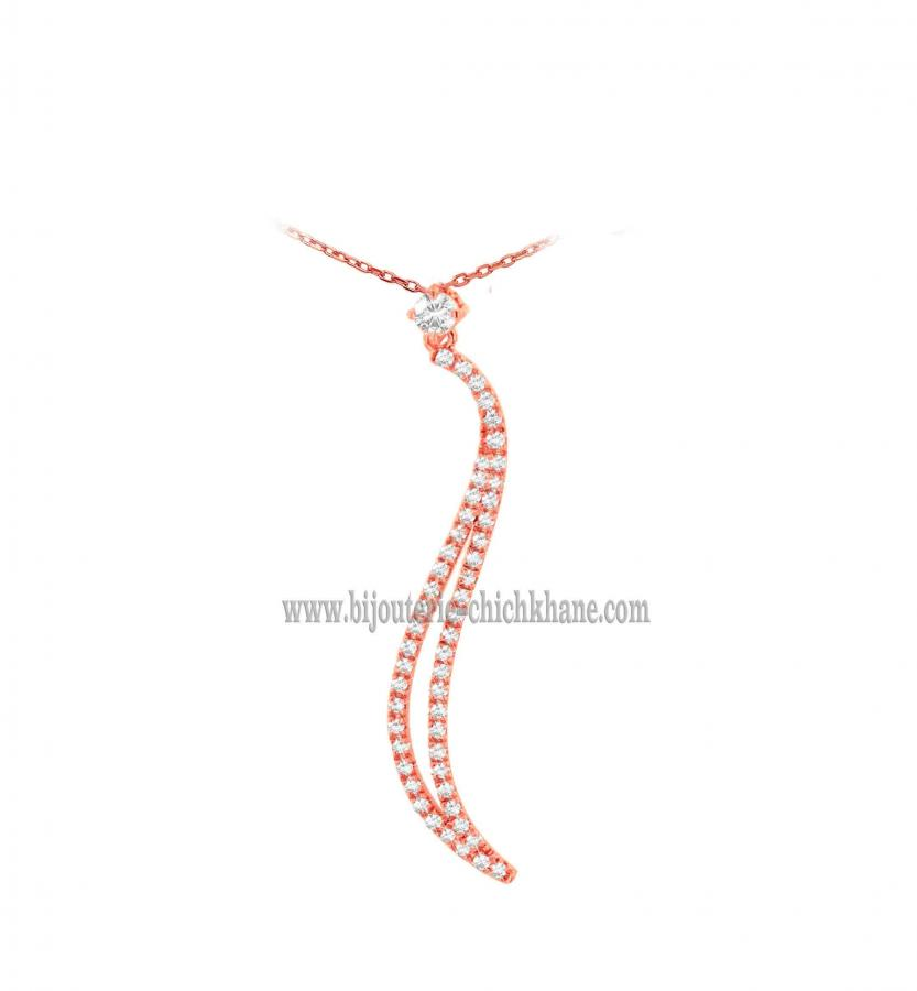 Bijoux en ligne Collier Diamants 44026