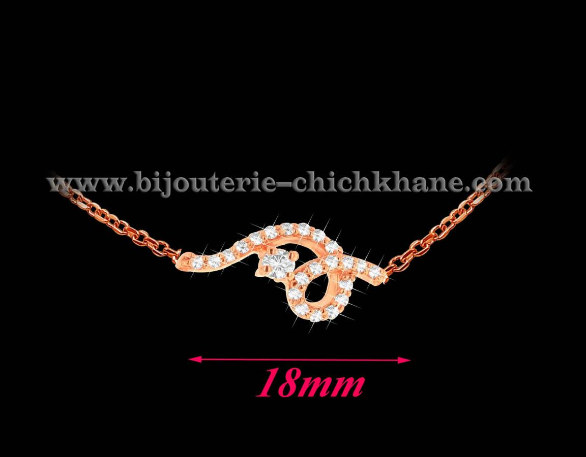 Bijoux en ligne Collier Diamants 44028