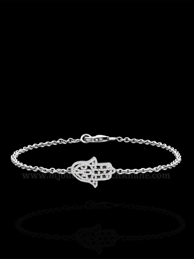 Bijoux Gourmette Diamants 38108