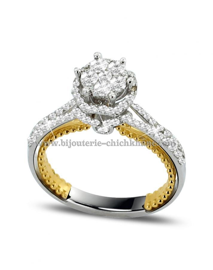 Bijoux Solitaire Diamants 43009