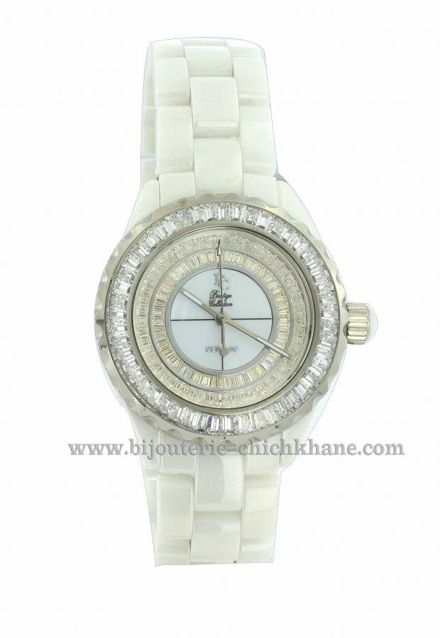 Montres Femme PRESTIGE COLLECTION 8005G-3-SS