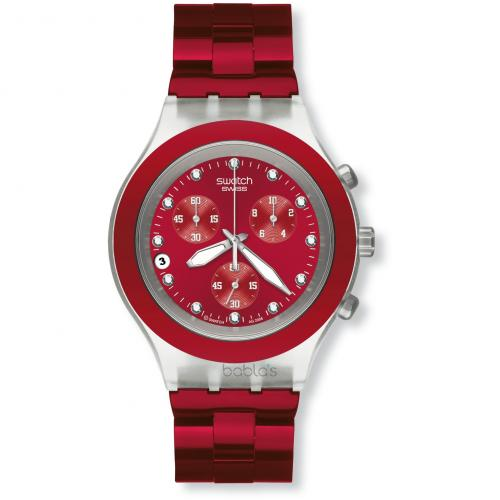 Montres Mixte SWATCH SVCK4044AG