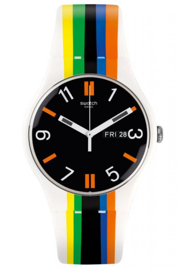 Montres Homme SWATCH SUOW708