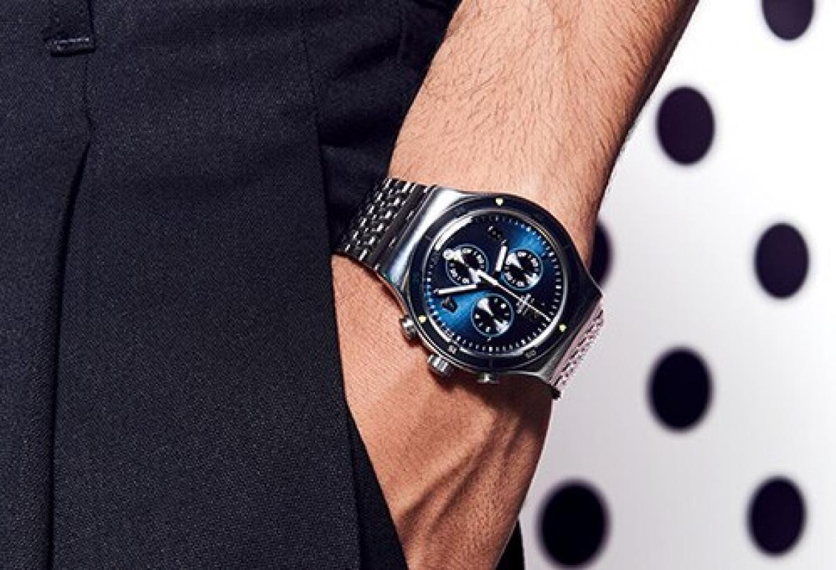 Montres Homme SWATCH YVS457G