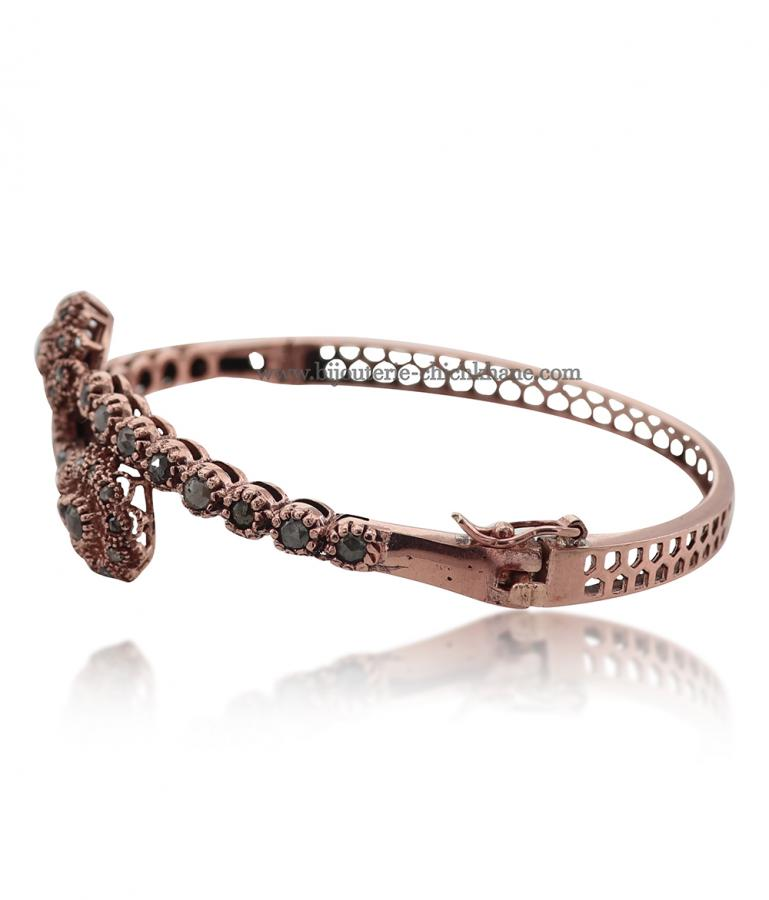Bijoux en ligne Bracelet Diamants Rose ''Chichkhane'' 51407