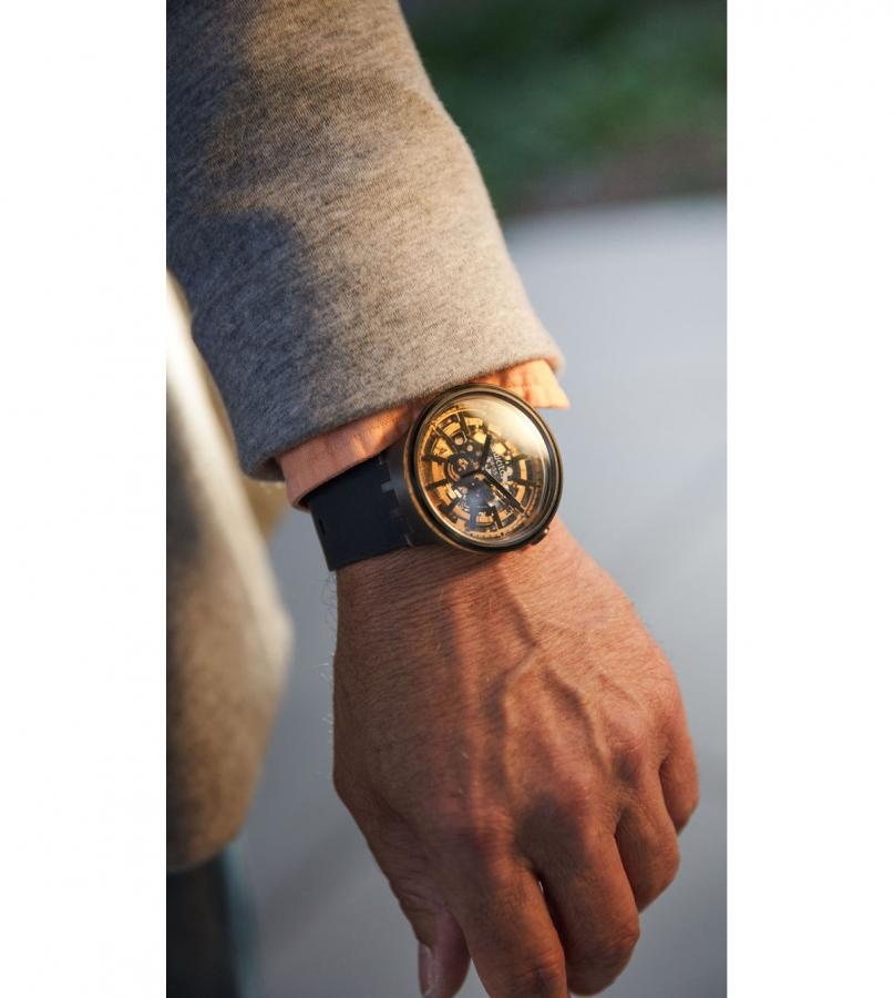 Montres Homme SWATCH SO27B115